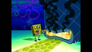 why did you set me on fire  spongebob    youtubewhy did you set me on fire  spongebob
