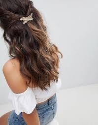 Аксессуары для волос | <b>Заколки</b>, <b>банты</b> и обручи для волос | ASOS