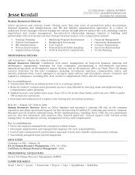 cover letter human resource manager sample