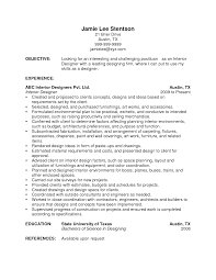 resume furniture designer designer resume samples resume template in resumes web design resume objectives 134912724 web design resume
