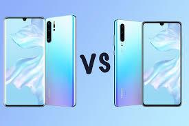 <b>Huawei P30</b> Pro vs P30: Which should you buy?