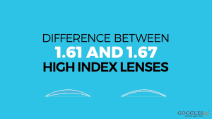 Difference between <b>1.61</b> & <b>1.67</b> High-Index Lenses - YouTube