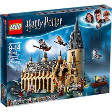 Купить <b>конструктор LEGO Harry</b> Potter Большой зал Хогвартса ...