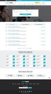 jobs platform website design psd design jobs platform website design