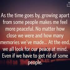 growing apart | ~ BOOK OF WANDERS ~ via Relatably.com
