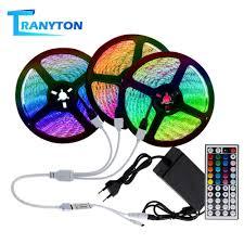 5-<b>20M</b> DC12V <b>5050</b> 2835 <b>SMD RGB</b> RGBW WW <b>LED</b> Strip Light ...