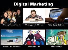 Digital Marketing Jokes on Pinterest | Digital Marketing, Meme and ... via Relatably.com