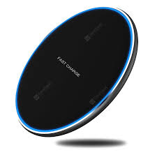 High-end Wireless Charger <b>10W</b> Fast Charge <b>Ultra-thin</b> For All ...