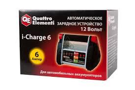 <b>Quattro Elementi i-Charge</b> 6 инструкция, характеристики, форум ...