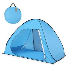 <b>Lixada</b> Automatic <b>Beach Tent</b> UPF50+ UV Protection <b>Pop</b> Up ...
