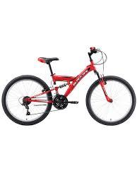 <b>Велосипед Black One Ice</b> FS 24 красный/белый/чёрный Black One ...