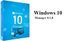 Windows 10 Manager 1.0.7 With Keygen Full Version Free Download