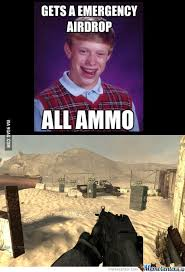 When Bad Luck Brian Plays Modern Warfare 2 by omer1615 - Meme Center via Relatably.com
