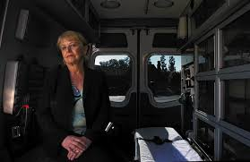 ambulances basic info about a service you take for granted cathy chidester director of the l a county emergency medical services agency says although we