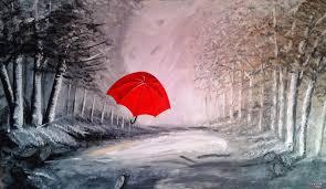 Αποτέλεσμα εικόνας για κόκκινη ομπρέλα