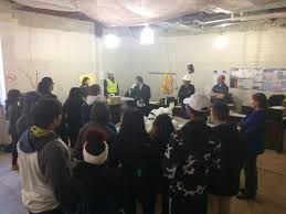 new brunswick public schools science intro to engineering students the paul robeson construction site top of page