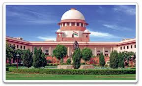 Image result for supreme court  with national flag