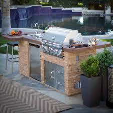 Prefab Outdoor Kitchen Island Kitchen Prefab Outdoor Kitchen Intended For Inspiring Prefab