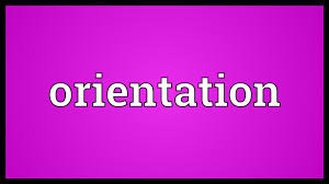 orientation meaning orientation meaning