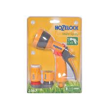 <b>Набор для полива</b> HoZelock 2367 с пистолетом <b>Multi</b> Spray 5 ...