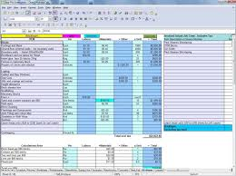 construction estimating spreadsheet template sample spreadsheet construction estimating spreadsheet template sample