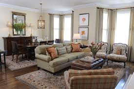 living space traditional room