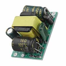 NEW <b>DC 12V 250mA And</b> 5V 100mA Dual Output Switching Power ...