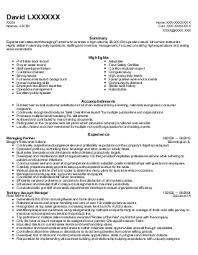 john q  hammons hotels  amp  resorts executive housekeeper job opening    executive housekeeper resume examples near normal  il  david l