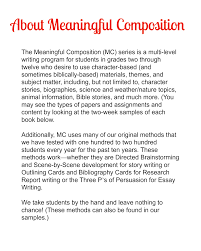 meaningful composition 11 i timed essays and three p s of meaningful composition 11 i timed essays and three p s of persuasion