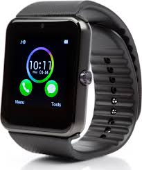<b>Умные часы ZDK GT08</b> Black (Android, IOS, Динамик, Микрофон ...