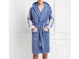 <b>халат махр TAC Kimono</b> р р 44 46 серый арт 7420 39457 - ElfaBrest