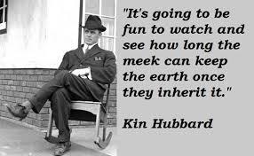 Kin Hubbard Quotes. QuotesGram via Relatably.com