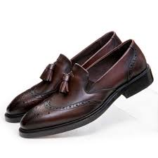 Woven Design Black / Tan Hand Made Loafers <b>Mens</b> Dress <b>Shoes</b> ...