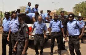 Image result for pictures of nigerian police on duty
