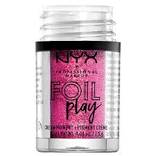 <b>Пигмент</b> для век `<b>NYX PROFESSIONAL MAKEUP</b>` FOIL PLAY ...