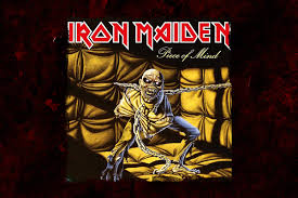 37 Years Ago: <b>Iron Maiden</b> Release '<b>Piece</b> of Mind'