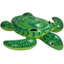 Купить <b>надувную игрушку Надувная</b> каталка <b>Intex Морская</b> ...