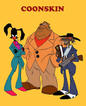 Images & Illustrations of coonskin