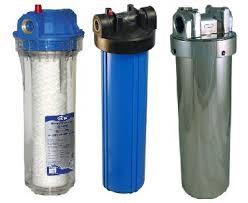 Магистральные проточные <b>фильтры</b> для <b>очистки воды</b>: купить в ...