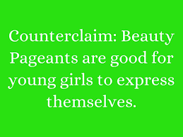 beauty pageants aren t good for children by bella beauty pageants are good for young girls to expres