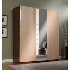 decorating small bedroom bedroom closet design with brown maple wood cabinet designed with mirror also bedroom closet furniture