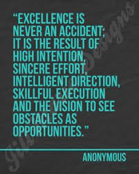 Excellence Quotes on Pinterest | Quotes About Perfection, Quotes ... via Relatably.com