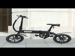 <b>DOHIKER Folding Electric Bicycle</b> + Best offer buy - YouTube