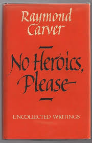 best images about raymond carver other stories details about no heroics please raymond carver 1st printing hc dj f vnf