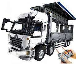 "<b>Lepin 23008</b> ""Wing Body Truck - Technic 1389"" - <b>Конструктор</b> (LN ..."