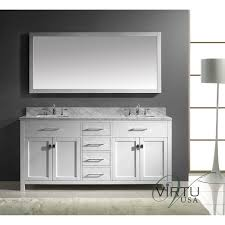 dual vanity bathroom: how to choose double bathroom vanities bath decors