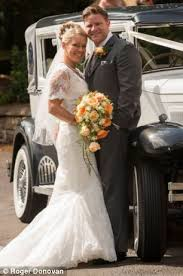 We met on Take Me Out and got married  but he was someone else     s     Tie the knot  Adele Vellacott and Dave Cobain became the first Take Me Out couple