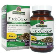 <b>Black Cohosh</b> Root Standardized [16365] - $10.99 : Nature's Answer ...