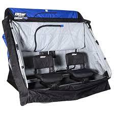cabin decor lodge sled: otter xt pro lodge sled ice shelter