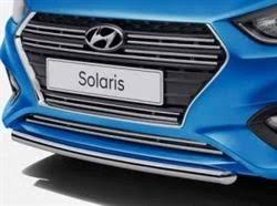 <b>Защита переднего бампера</b>, Hyundai/Kia <b>R8630H5100</b> ...